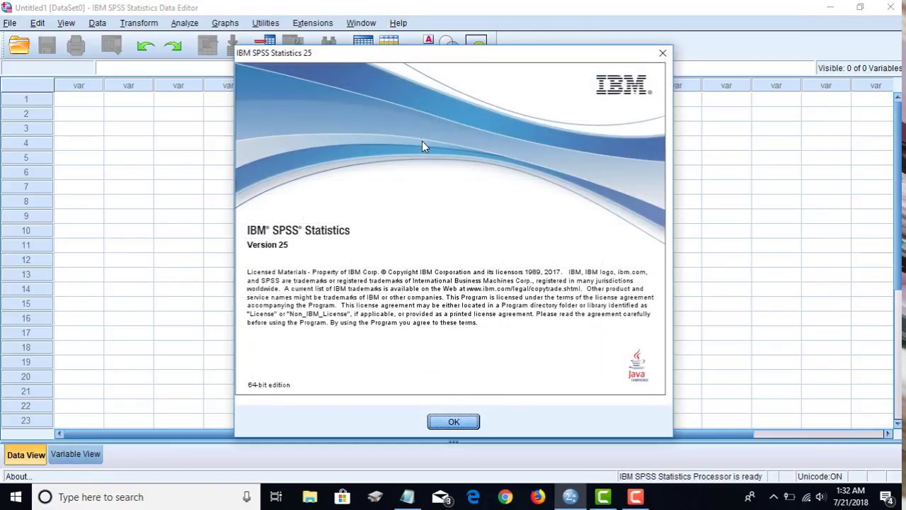 spss for windows 7 64 bit free download with crack