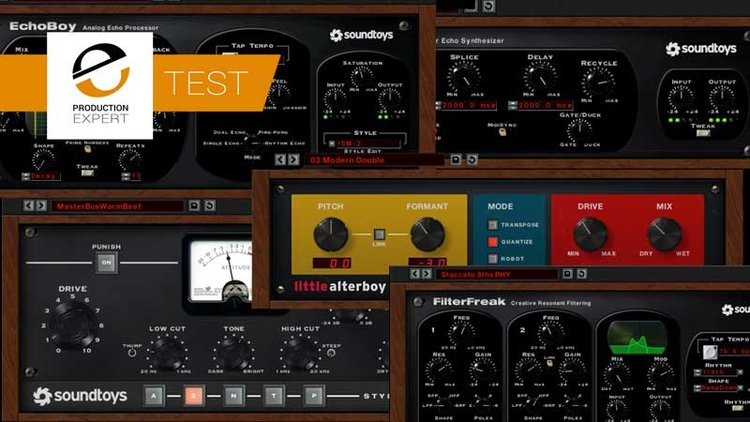 SoundToys 5 Mac Crack
